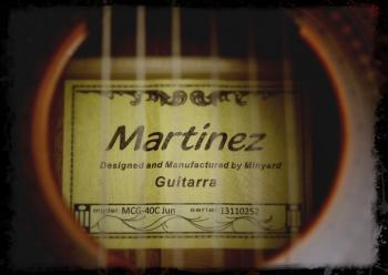 Minyard Martinez 58C - Junior 3/4