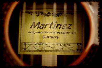 Minyard Martinez 88C - Junior 3/4
