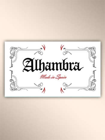 Alhambra 7P, Almansa 457R (лакированная)