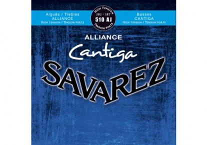 Savarez Alliance Cantiga High Tension(Жёсткого натяжения) 12 комплектов.