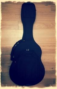 Футляр(полужесткий чехол) для классической гитары