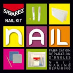 Помощь при поломке ногтя Savarez Nail Kit